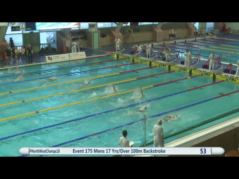 Swim England North West Summer Championships 2018 Session 2