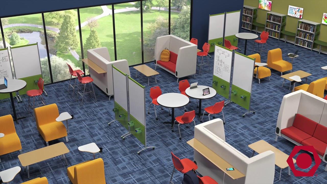 Paragon Furniture Environments