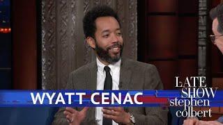 Wyatt Cenac Got 'Stuntman' On An Aptitude Test