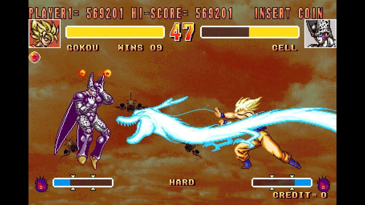Download Dragon Ball Z 2: Super Battle (ARC) Son Goku, HARD [1080p] [TAS]