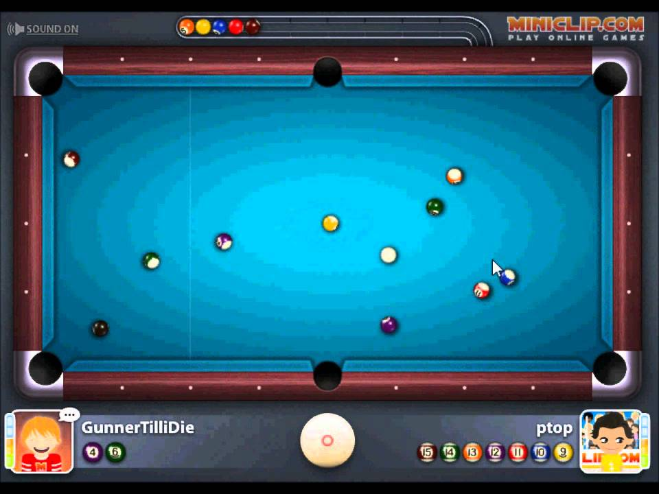 Miniclip 8 Ball Pool Multiplayer (Perfect Game) - YouTube