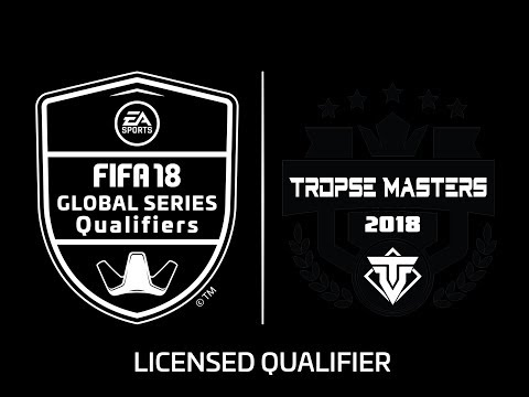 TropSe Masters 2018 - Group Stage (Group 4) PS4 round 3