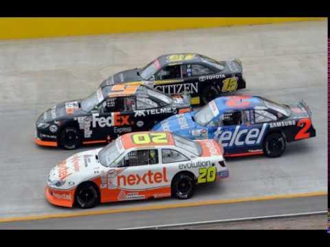 NASCAR CONTRERAS Y EL PISTON