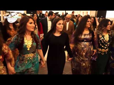 Kurdish wedding party
