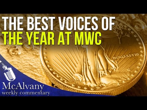 The Best Voices of the Year at MWC 2016