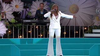Lagaylia Frazier - Whitney Houston medley - Lotta på Liseberg (TV4)