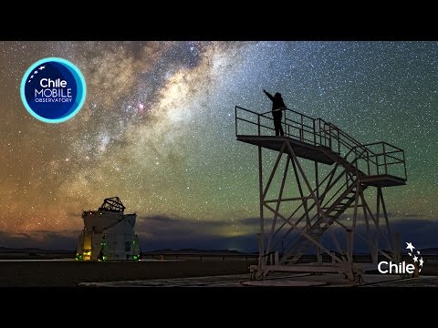 Chile Mobile Observatory - A window to the Universe