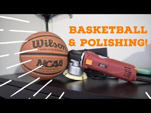 Car Polishing Tips & Tricks For Beginners: Basketball & Body Control