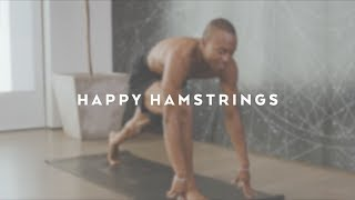 Happy Hamstring Yoga Flow with Andrew Sealy