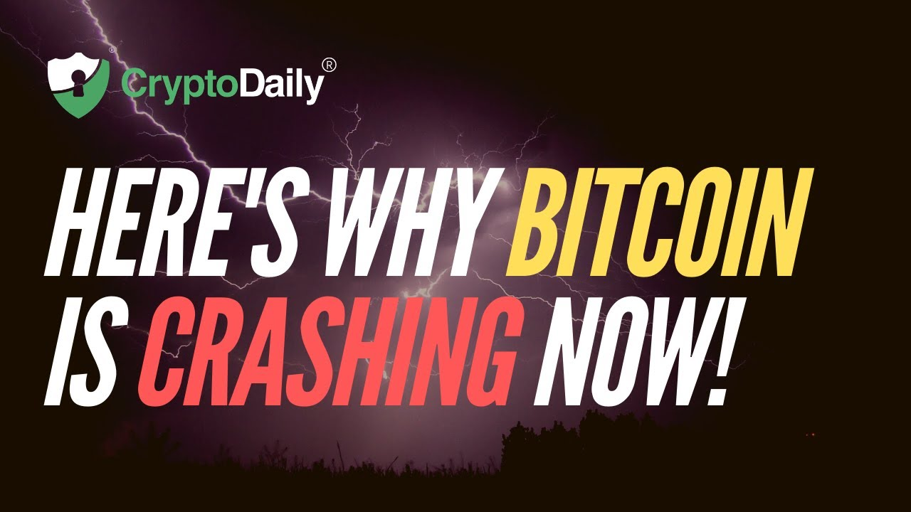 why is cryptocurrency crashing right now