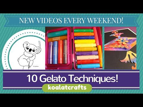 10 Gelato techniques