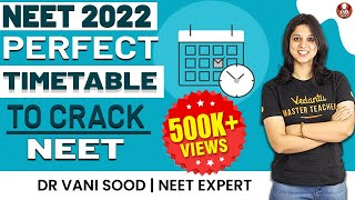 How To Crack NEET 2020 In 6 Months | Planning and Time Table | Strategy for NEET 2020 | VBiotonic