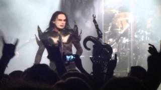 Cradle Of Filth - The Principle Of Evil Made Flesh (live)