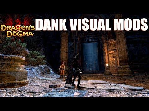 Best Visual Mods - High FPS // Dragon's Dogma Dark Arisen