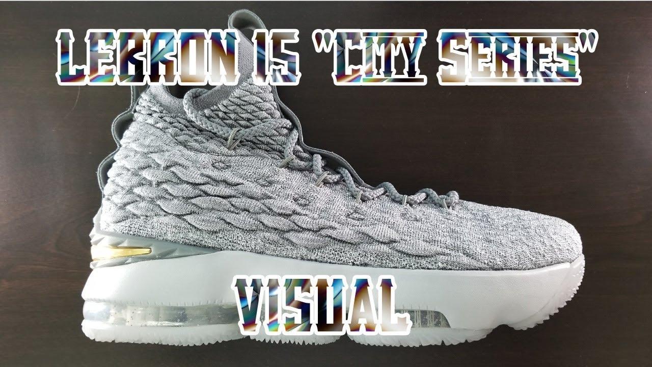 86af1b0e9b6141 Nike Lebron 15