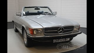 Mercedes-Benz 450 SL 1978 -VIDEO- www.ERclassics.com