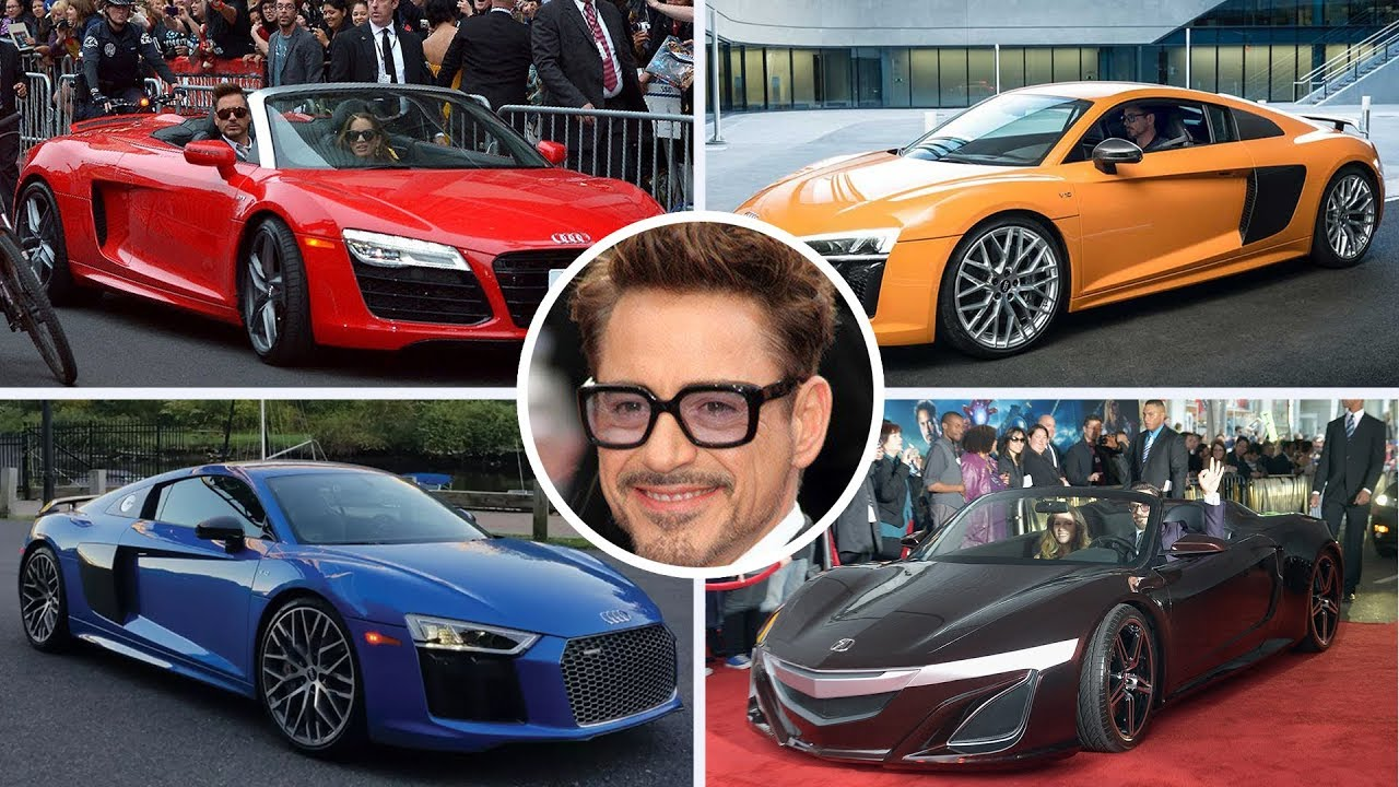Robert Downey Jr Cars Collection 2018 Full List Of S Vehicles