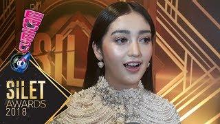 Jomblo, Ranti Maria Tampil Sangat Cantik di Silet Awards 2018 - Cumicam 12 November 2018