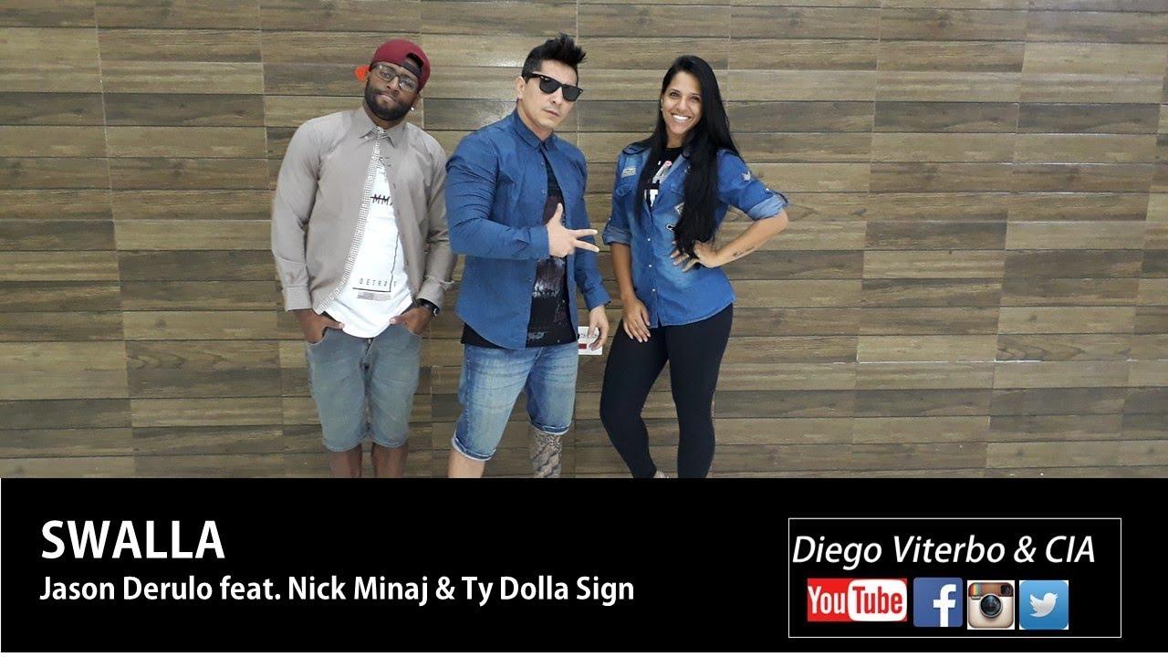 Swalla - Jason Derulo feat Nicki Minaj & Ty Dolla Sign - Diego ...