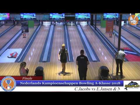 Dutch National Championships of Bowling 2018 (Final)