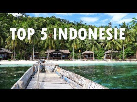 TOP 5 INDONÉSIE!