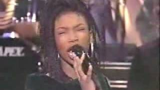 Brandy - I Wanna Be Down Live