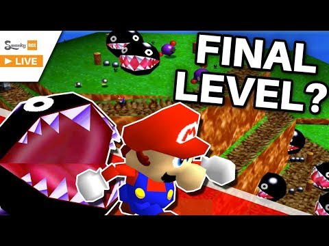 What if Bob-omb Battlefield was the HARDEST LEVEL in Super Mario 64?
