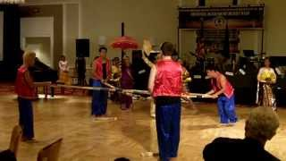 Asik and Singkil - Filipino Folk Dances