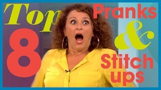 Top 8 Loose Women Pranks and Stitch-Ups | Loose Women