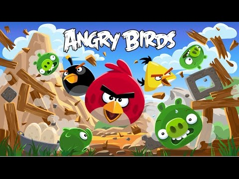 How To Download And Install Angry Birds Game For Pc.....