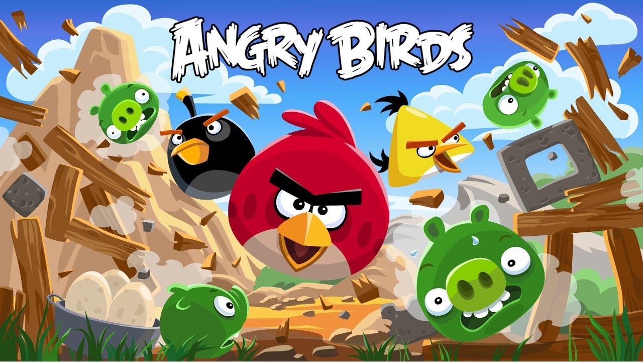 how to download and install angry birds game for pc..... - YouTube