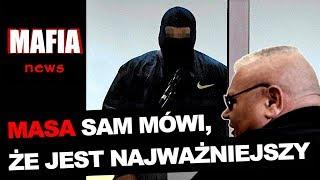 MASA SAM MÓWI, ŻE JEST NAJWAŻNIEJSZY. ZDZISŁAW HANEJKO, BYŁY POLICJANT CBŚ | Mafia News