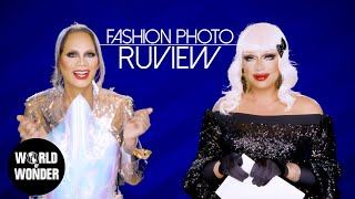 FASHION PHOTO RUVIEW: RuPaul's Drag Race UK Series 1 Episode 6