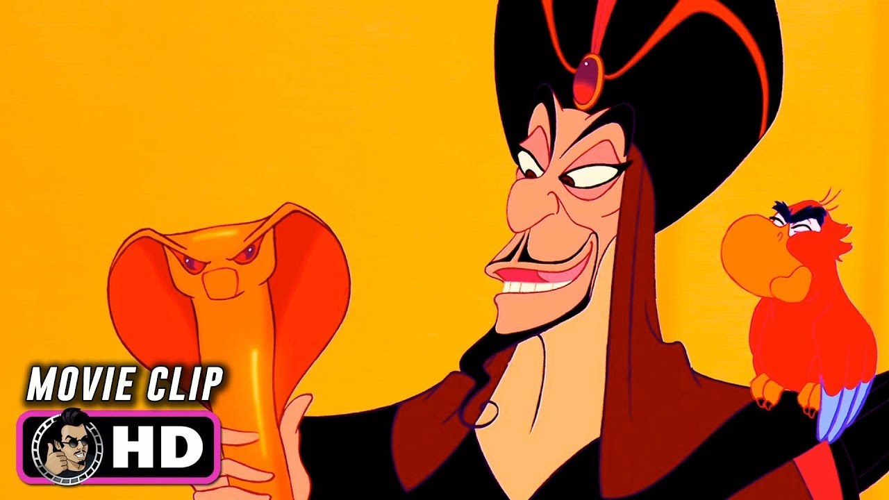 ALADDIN Clip - Trusted Advisor (1992) Disney
