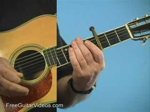 How To Use A Guitar Capo