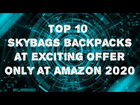 Top 10 Skybags backpacks at exciting offer only at Amazon 2020. // Skybags backpacks// Amazon 2020//