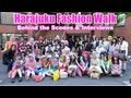 Harajuku Fashion Walk - Behind the Scenes Documentary