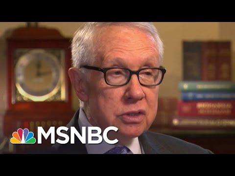 Harry Reid On Dems Working With Donald Trump, Why Hillary Clinton Lost (Exclusive) | All In | MSNBC