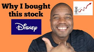 Gambar cover Why I bought this Stock | Disney
