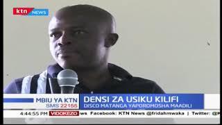 Viongozi wa Kilifi wataka disko za matanga kupigwa marufuku