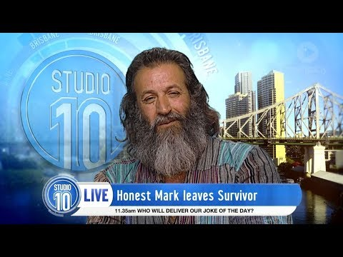 Tarzan Eliminated From Australian Survivor 2017 | Studio10