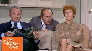 I'm Not a Doctor from The Carol Burnett Show (full sketch)