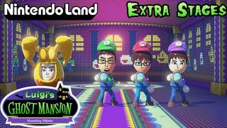 Nintendo Land - (Co-op) Luigi