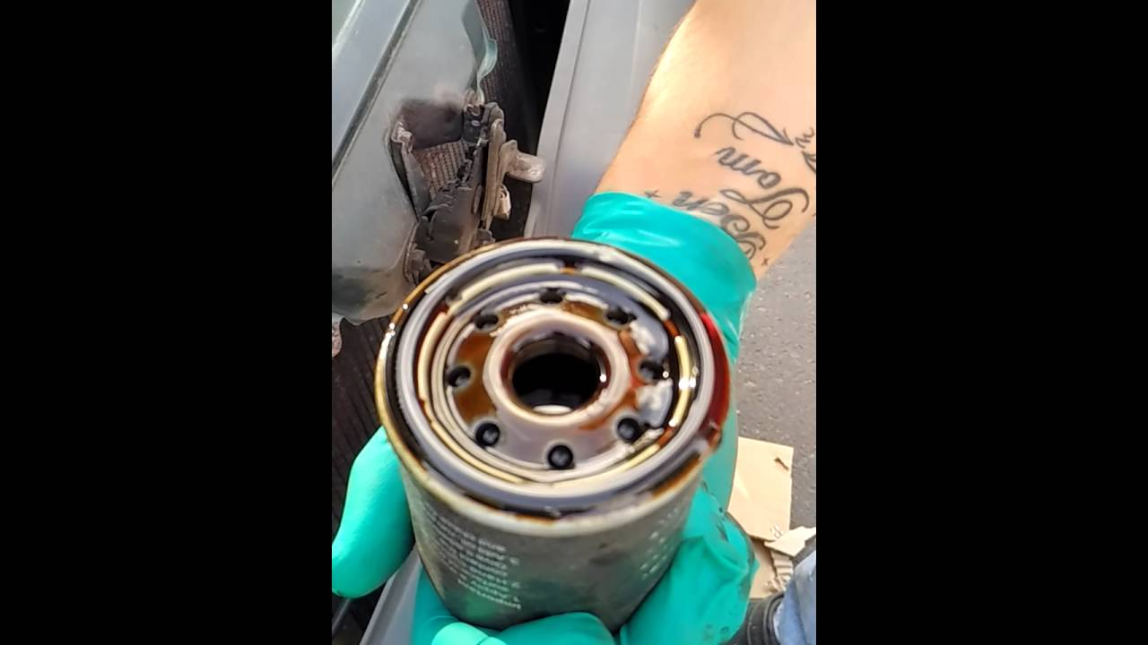 19 99 Oil Change >> How To Change Oil And Oil Filter Toyota Yaris 1999 2005 Vvti Engine 2 3