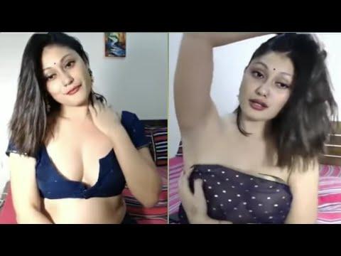 Download Saree shoot | Hot video | Sexy video | Saree video shoot |
