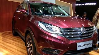 Launching DFSK Glory 580 SUV 7Seat Rp220Jt