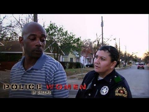 Uninvited Drunk Sits in Squad Car  Police Women of Dallas  Oprah Winfrey Network