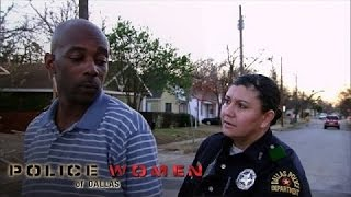 Uninvited Drunk Sits in Squad Car | Police Women of Dallas | Oprah Winfrey Network