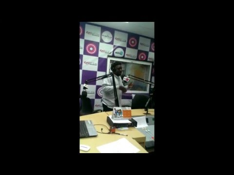 Dj Gaddafi interviews King of Accra on Citifm Ghana