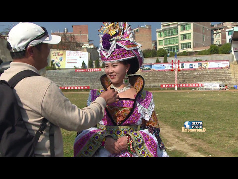 HMONGWORLD: 2015 HMONG CHINA COSTUME & BEAUTY CONTEST in Maguan, China
